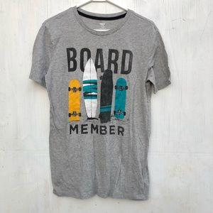 Old Navy board member skateboard T-shirt